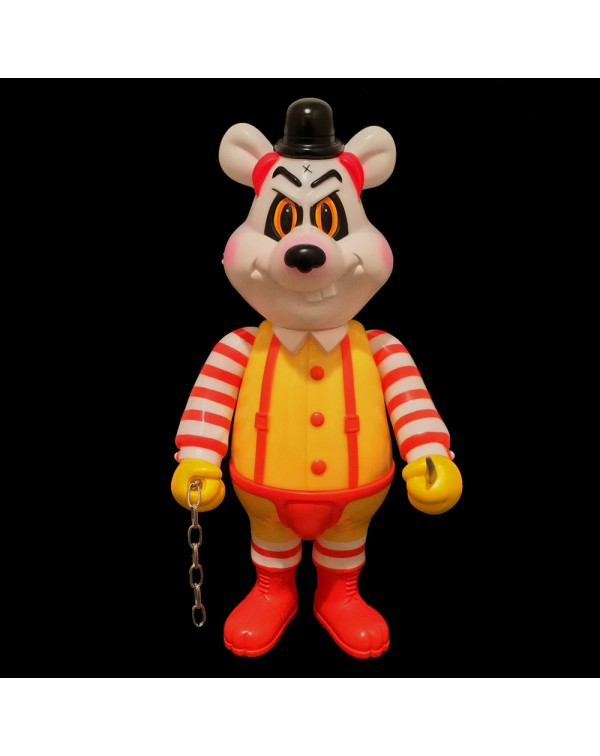 Frank Kozik x BlackBook Toy:A Clockwork Carrot MC ...