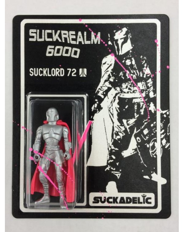 Sucklord 72 (Silver Edition)