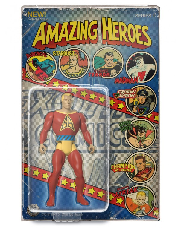 Silver Streak Action Figure