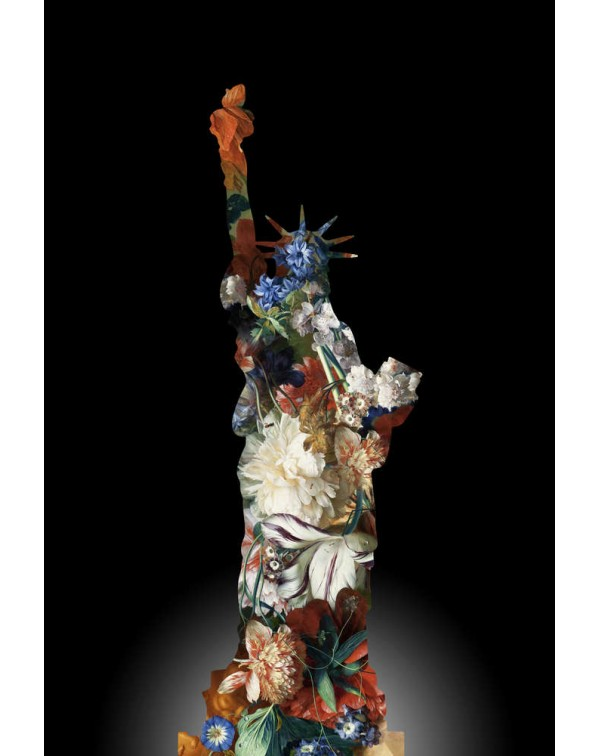 Statue de la Liberte by Agent X
