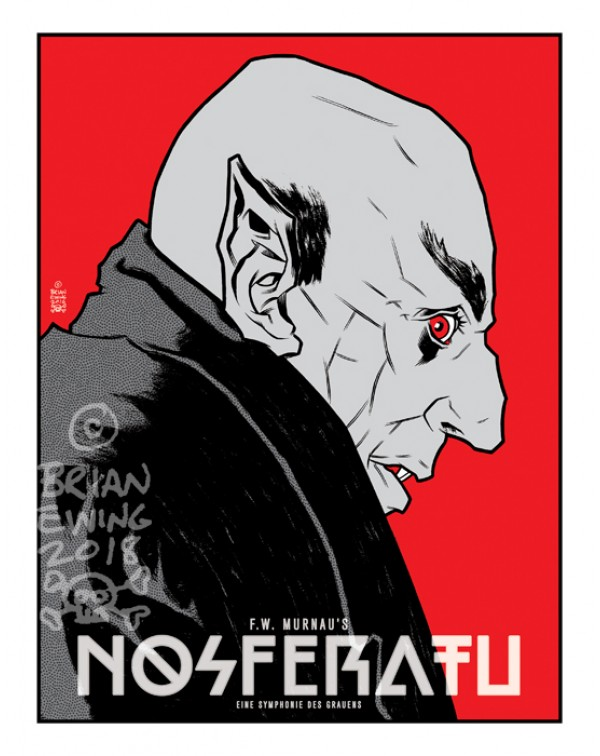Nosferatu Print