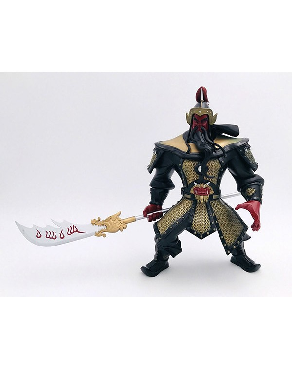 Guan Yu Black by Bandai