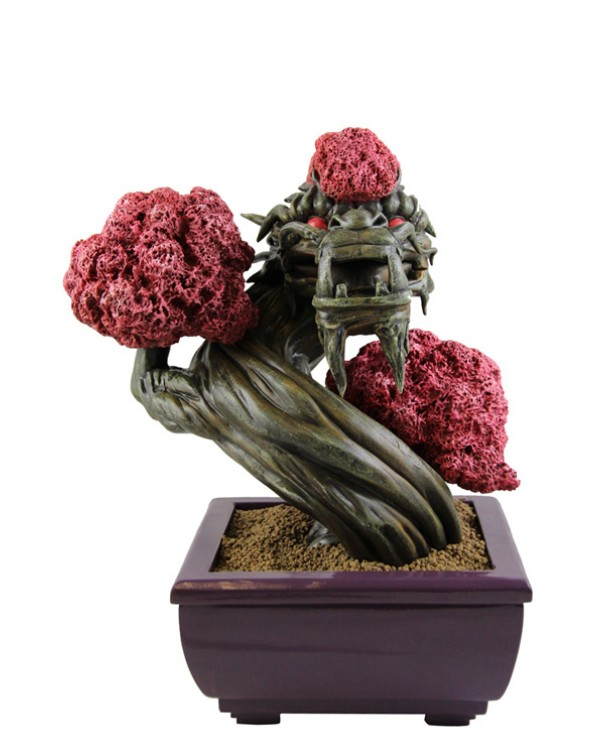 Bonsai Dragon Spring (Pink)