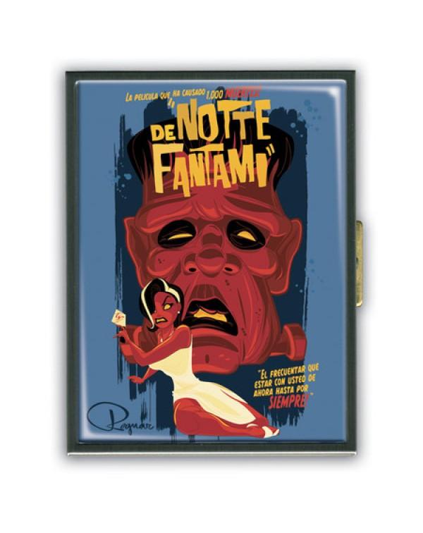 Ragnar De Notte Fantami Pop Art Cigarette Case