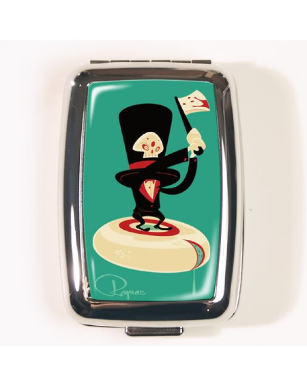 Ragnar Pepper Pill Box