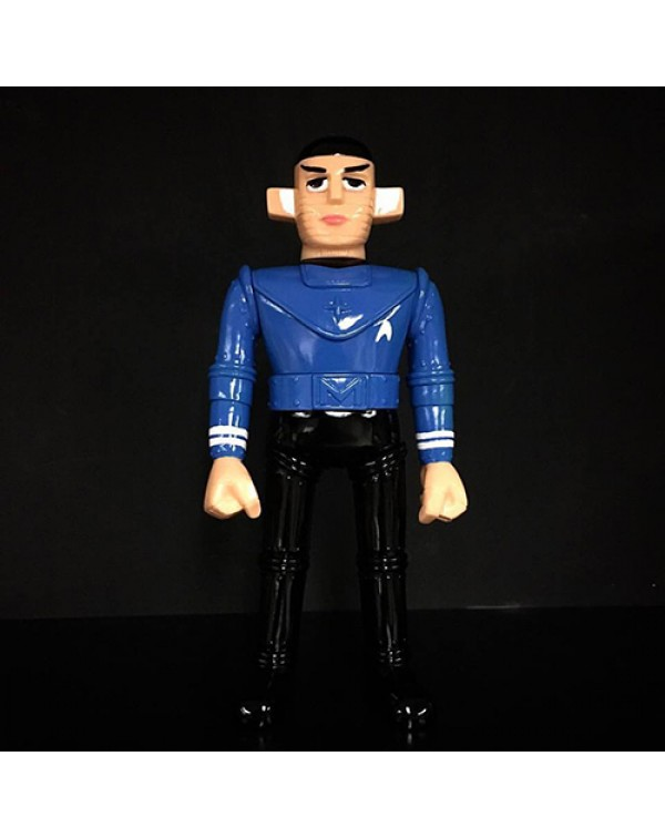 Awesome Toy Spock Baron