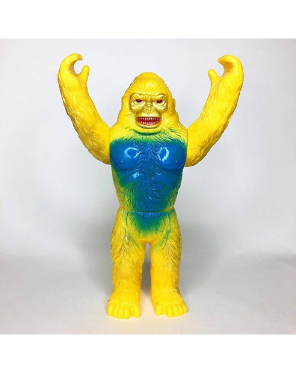 Awesome Toy BIGFOOT Yellow (Red King Colorway)