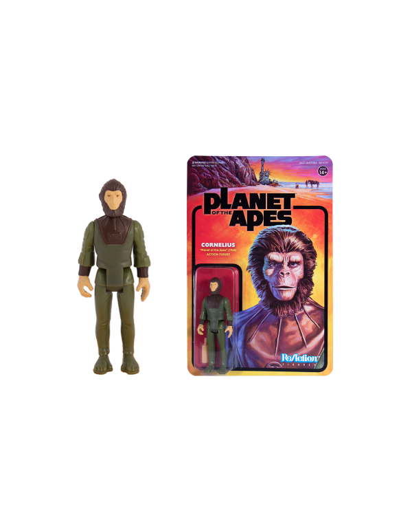 Planet of the Apes ReAction Figures Wave 1 - Corne...