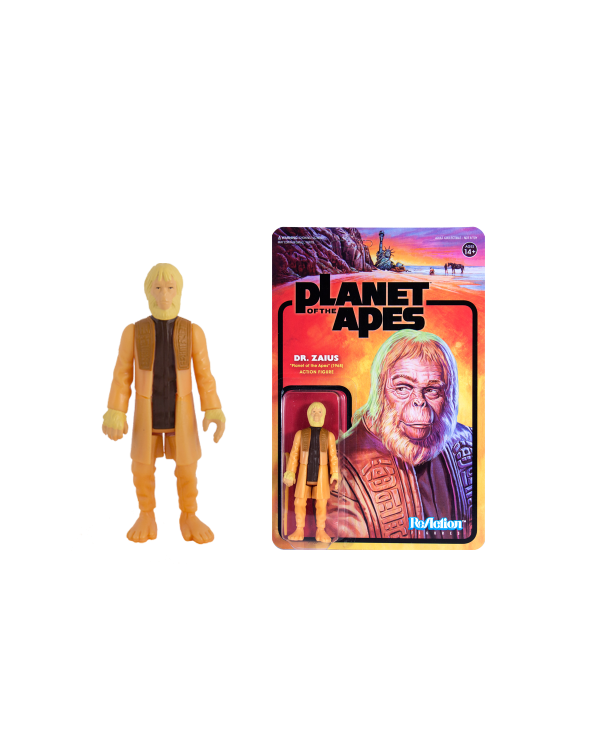 Planet of the Apes ReAction Figures Wave 1 - Dr. Z...
