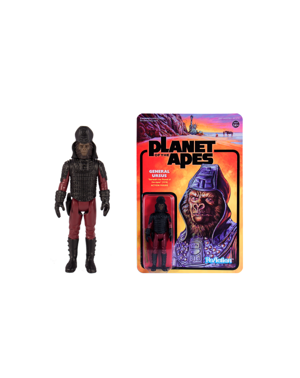 Planet of the Apes ReAction Figures Wave 1 - Gener...