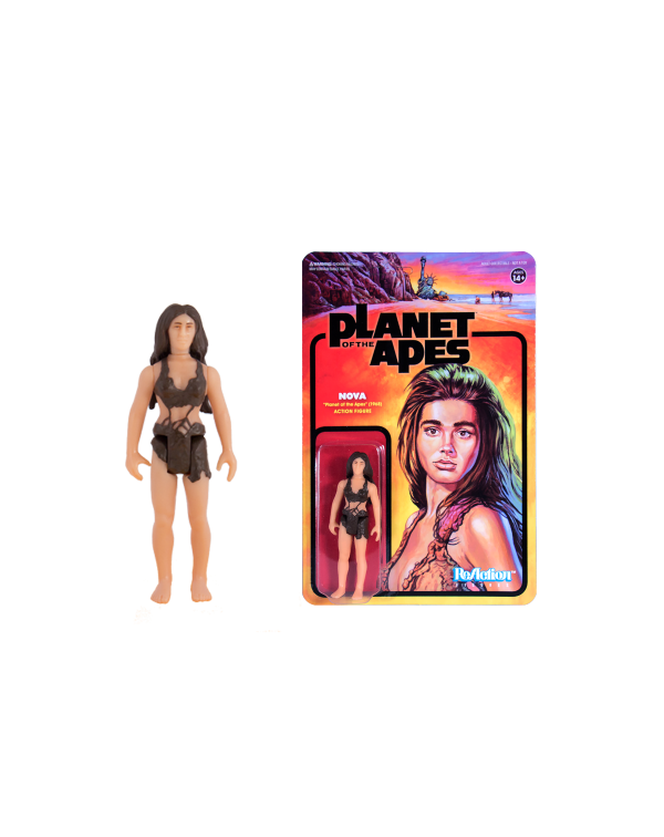 Planet of the Apes ReAction Figures Wave 1 - Nova