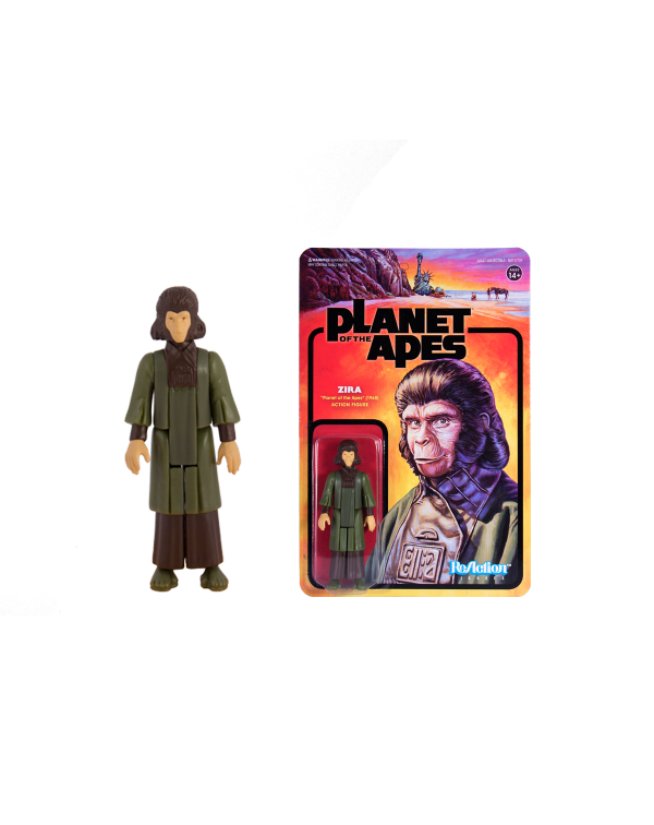 Planet of the Apes ReAction Figures Wave 1 - Zira