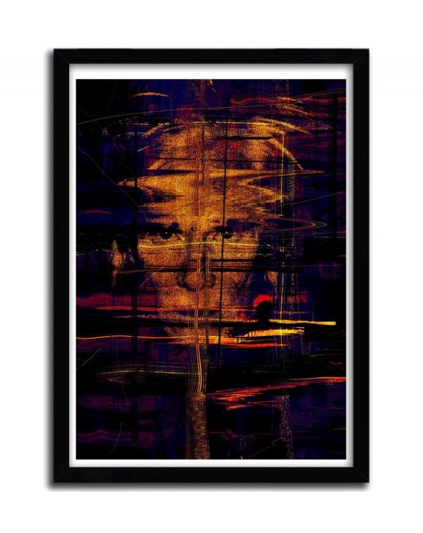 Andy Warhol by Nicebleed