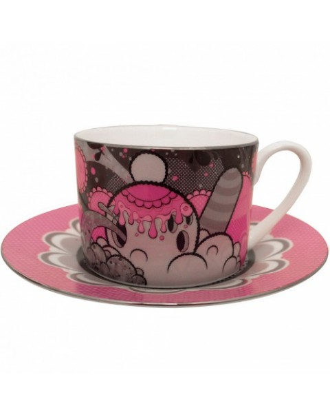 Sweet Dreams By Buff Monster Cup & Saucer