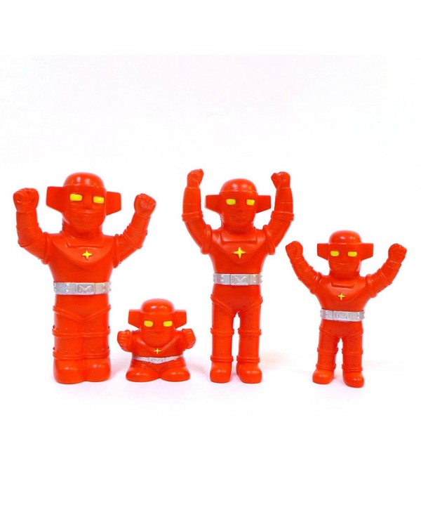 FAKE BARON Sofubi Mini SET
