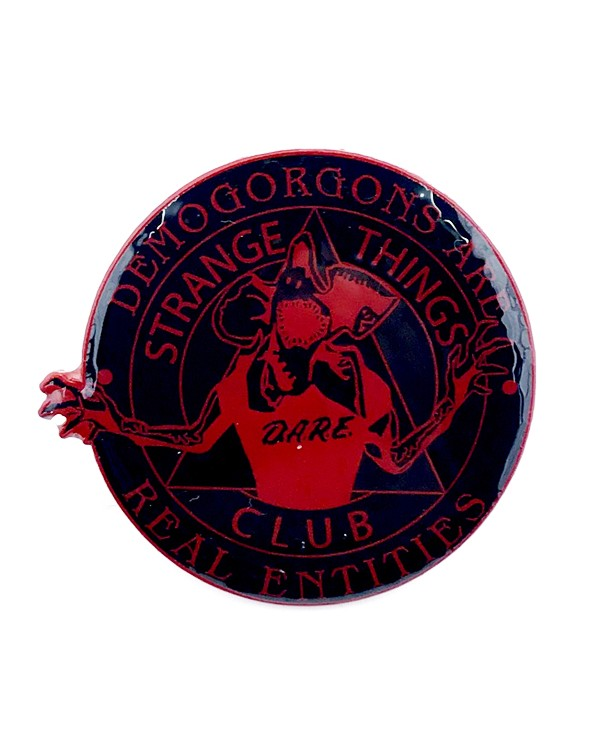 "Strange Things Club ""D.A.R.E"" Pin: My Bl..."