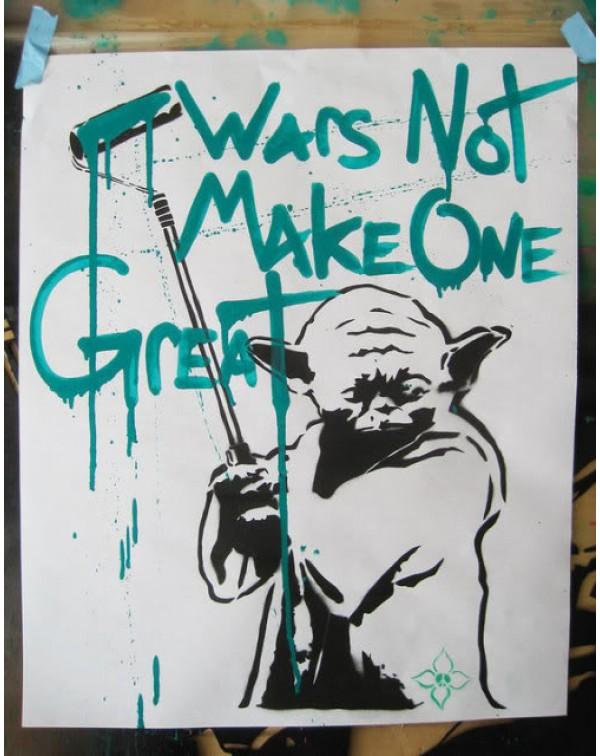 Yoda Painter - Green