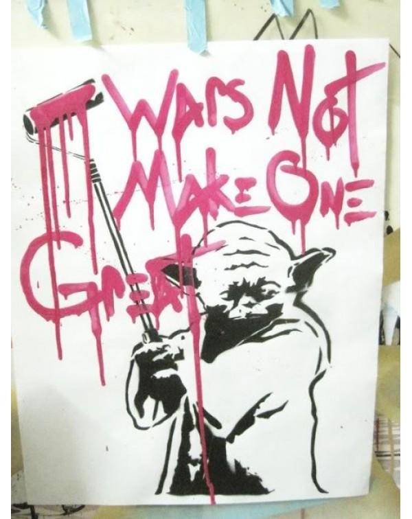 Yoda Painter - Pink