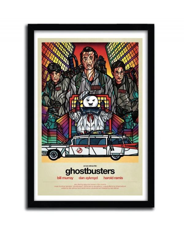 Ghostbusters by Van Orton