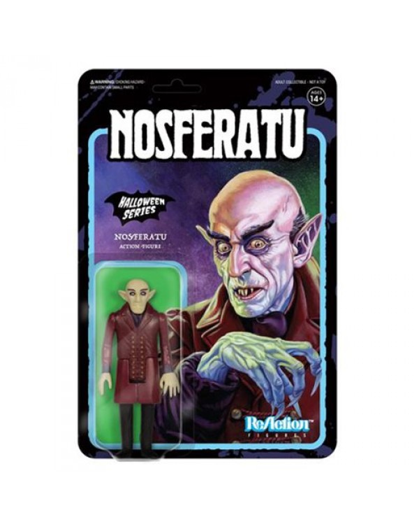 Nosferatu ReAction Figure - Original Edition (Hall...