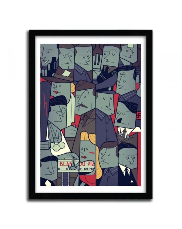 Inglourious Basterds by Ale Giorgini