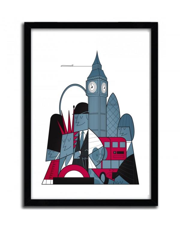 London by Ale Giorgini