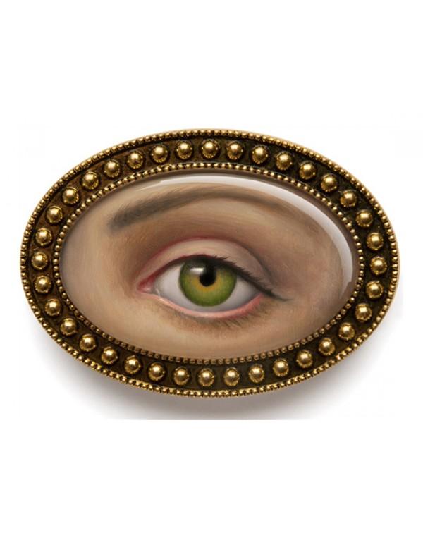 Lover's Eye Brooch
