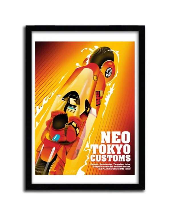 Neotokyo by Joshua Budich