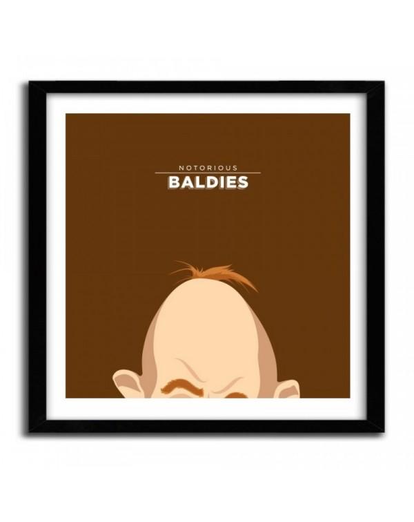 Notorious Baldie Sloth - The Goonies By Mr Peruca