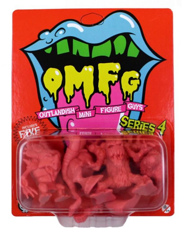 OMFG Series 4 - Flesh