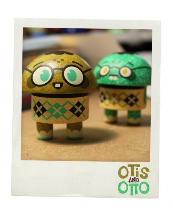 Otis & Otto - Yellow/Green Colorway