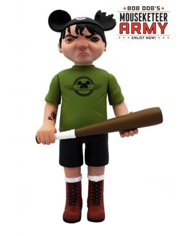 Bob Dob's Mouseketeer Army: Wil Edition