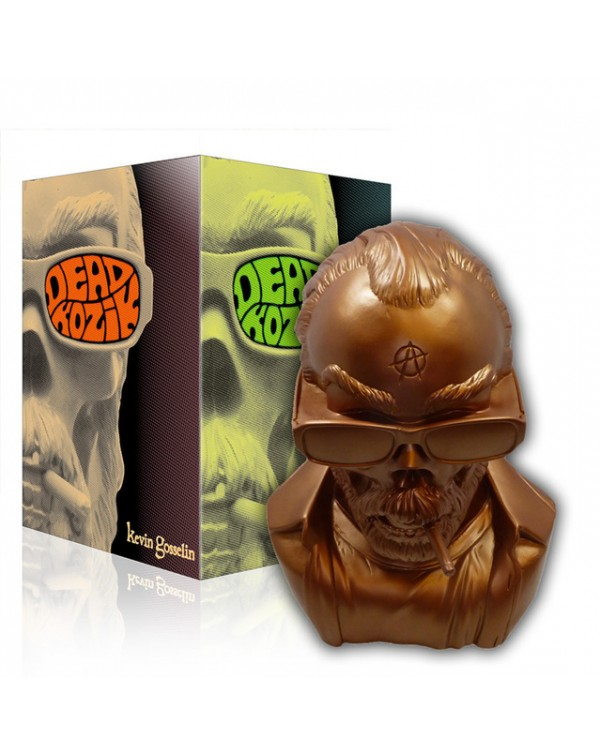 Dead Kozik Bust-Bronze