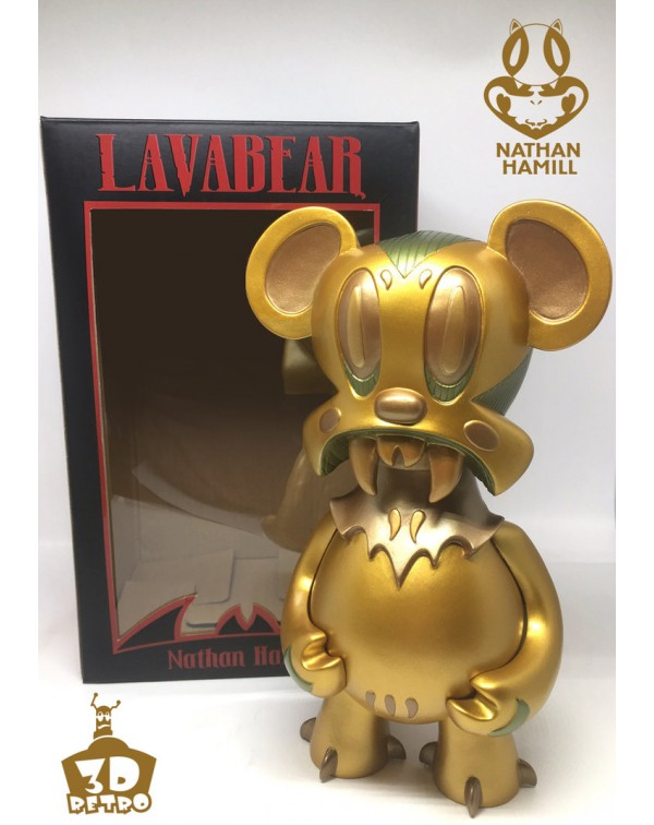 Lavabear: Bronze Edition