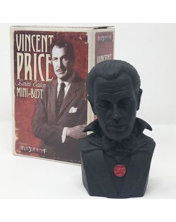 Vincent Price Limited Edition Mini-Bust