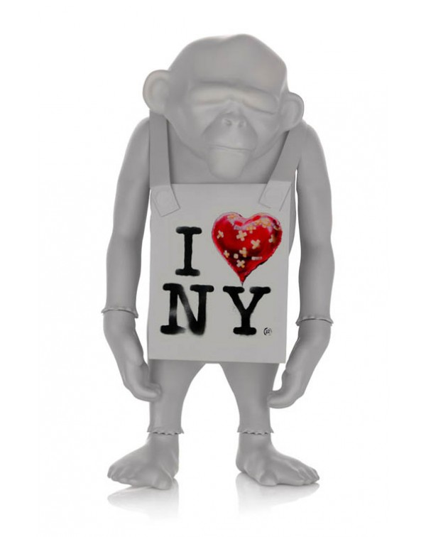 Laugh Now 'I Heart NY' DIY