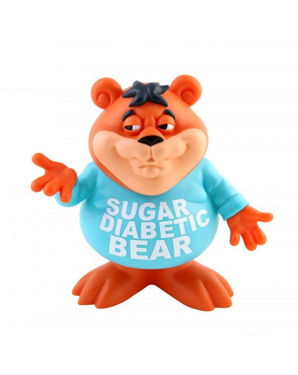 "Ron English ""Sugar Diabetic Bear"""