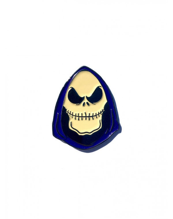 Jack Skeletor Enamel Pin