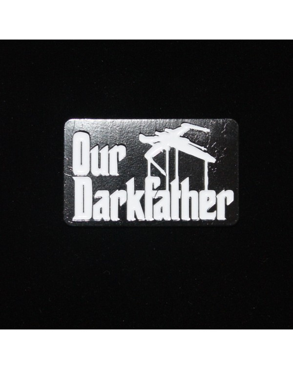 Our Darkfather Pin