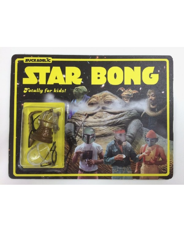 Star Bong by Suckadelic