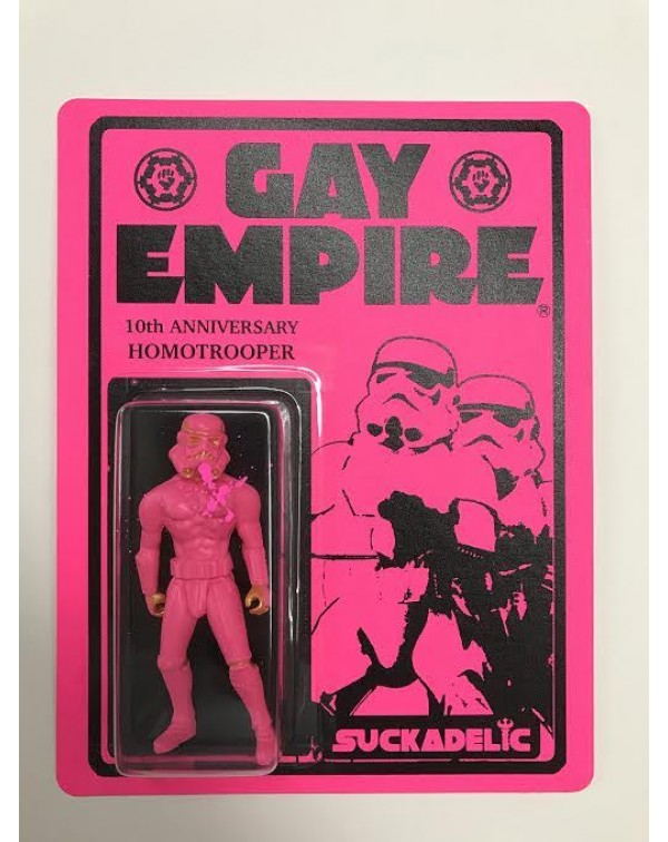 Gay Empire Figure 10th Anniversary Edition