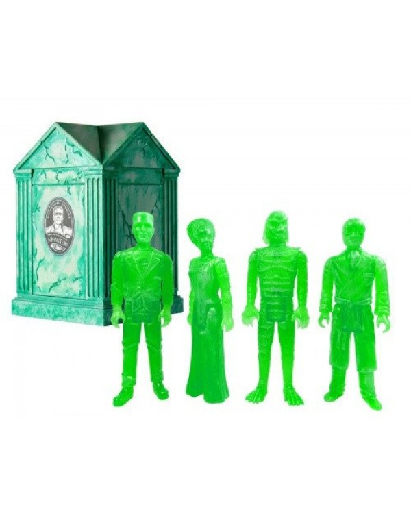 Universal Monsters Haunted Crypt - Clear Glow Gre...