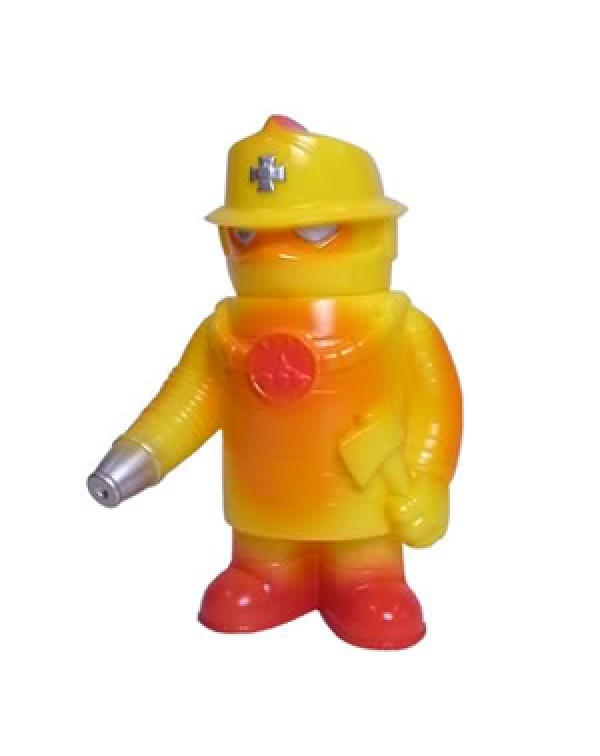 Fire Robo - Yellow