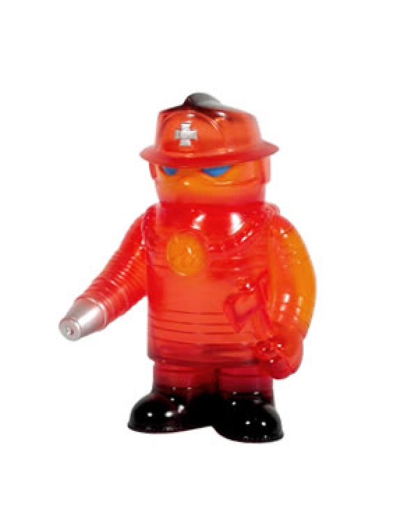 Fire Robo - Translucent Red