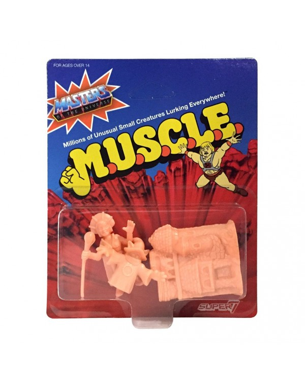 Masters Of The Universe MUSCLE (Wave 2) - Pack D
