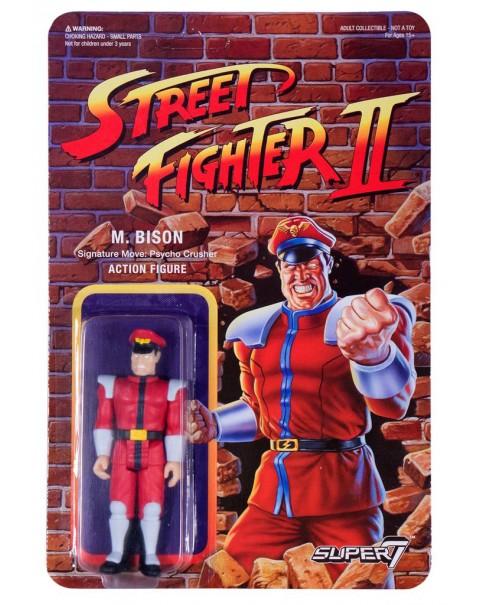Street Fighter 2 M Bison Action Figure