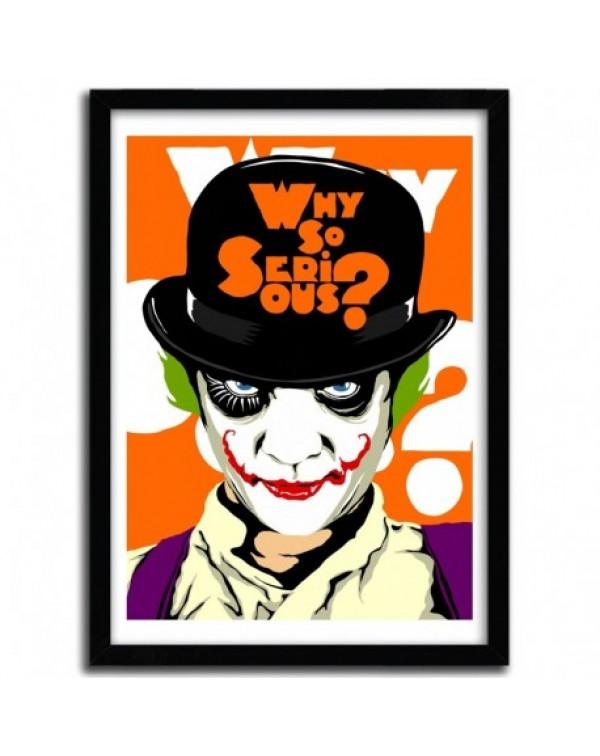 A Clockwork Joker by Butcher Billy