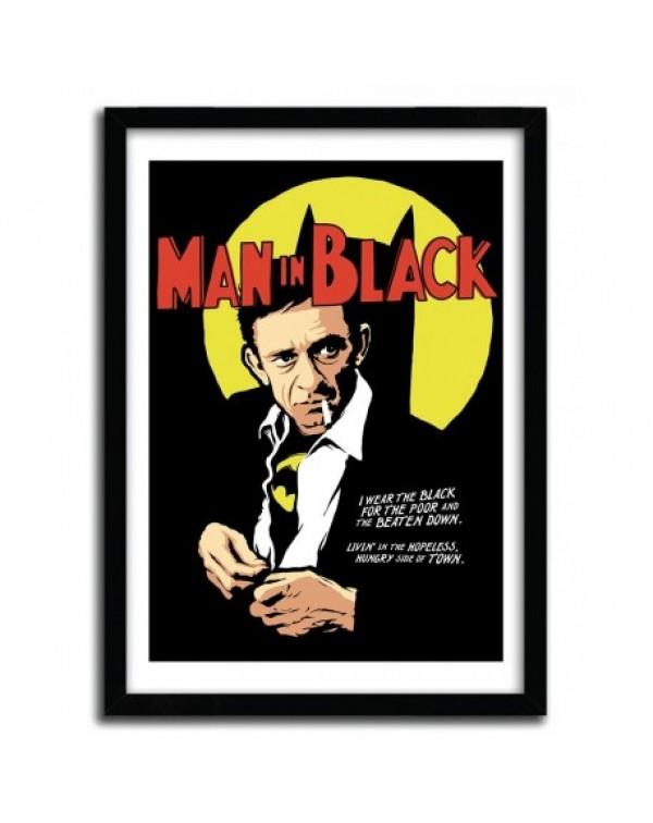 Man In Black by Butcher Billy