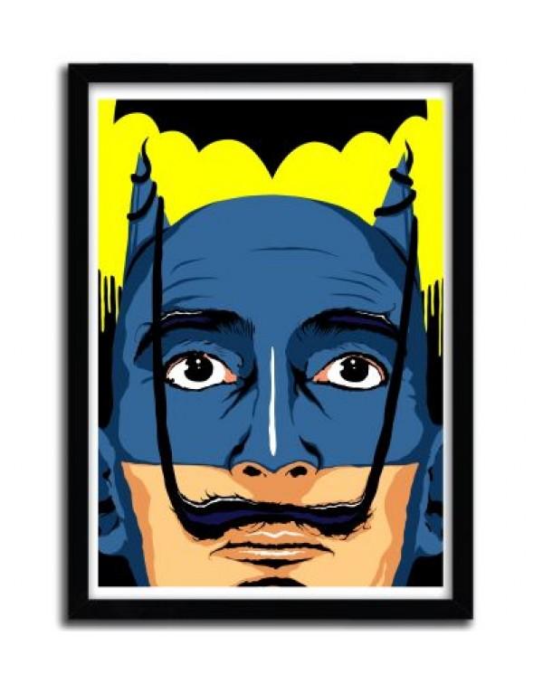 Dali Batman by Butcher Billy