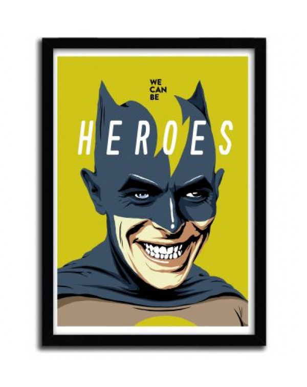 Heroes by Butcher Billy